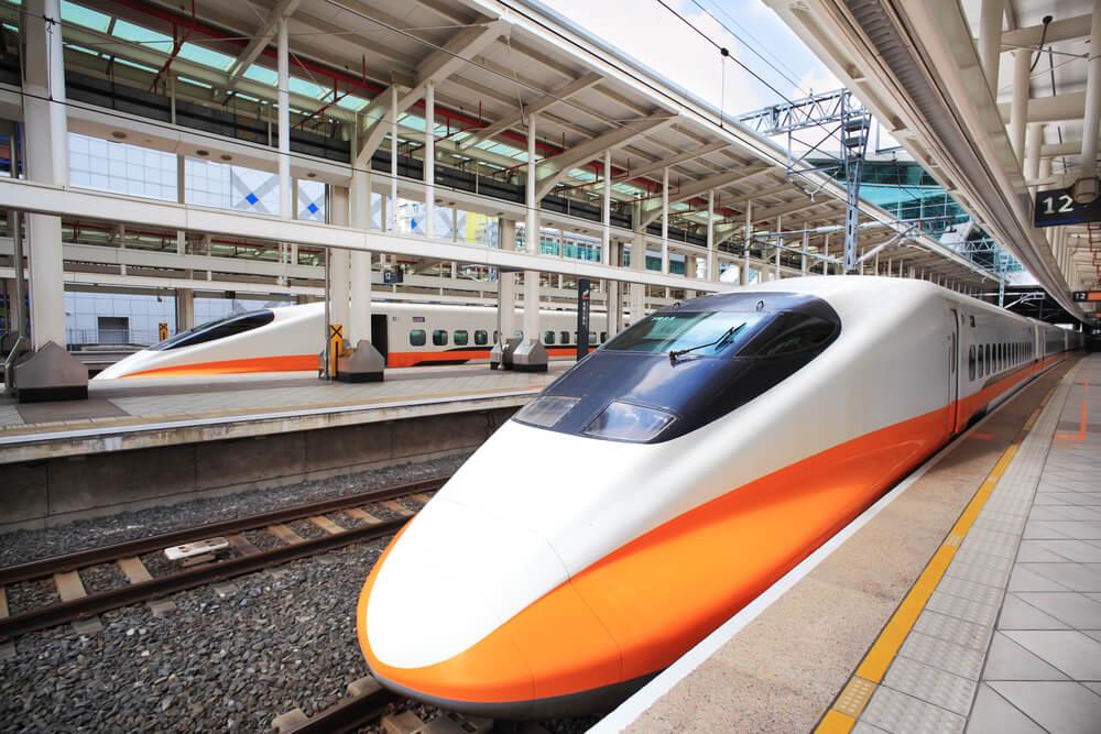 Japan Rail Bullet Train