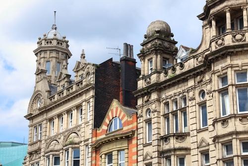 Leeds Historic City Centre