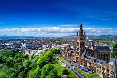 Glasgow landscape