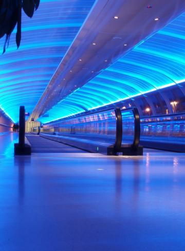 Manchester Airport Skylink