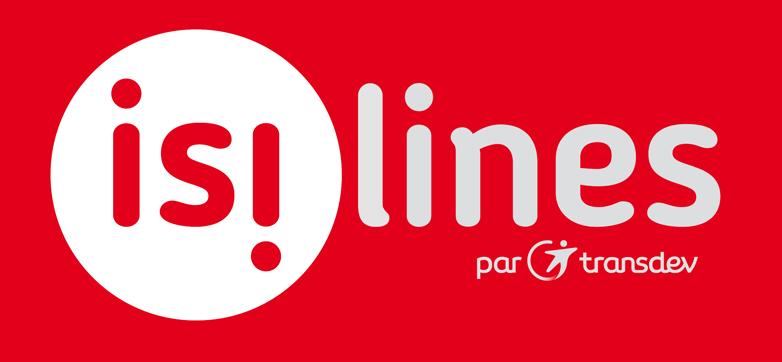 logo isilines