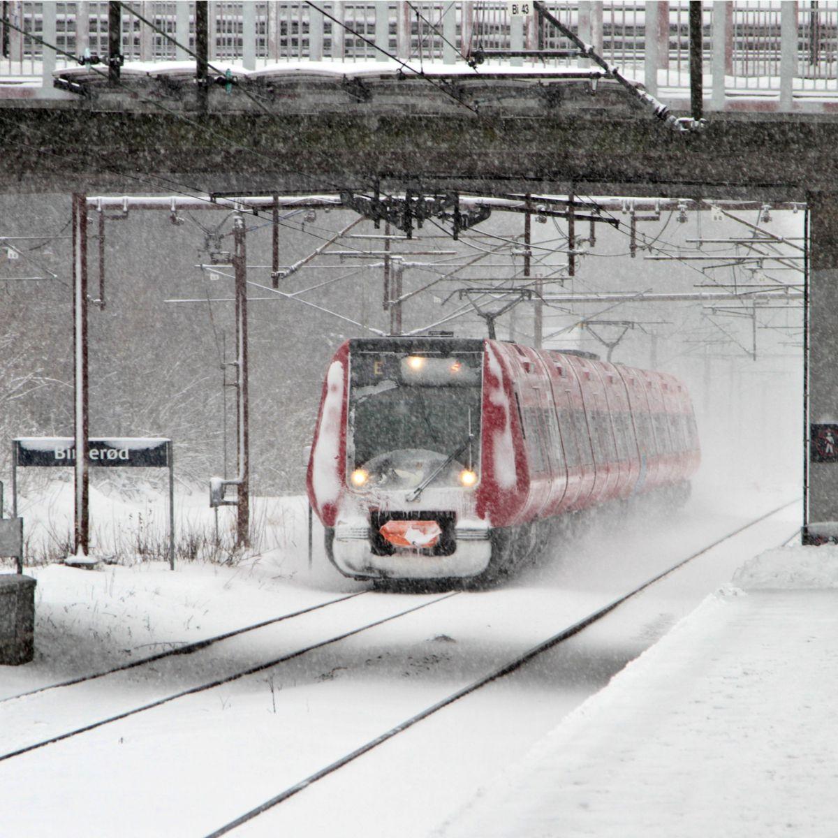 DSB, trenes Dinamarca