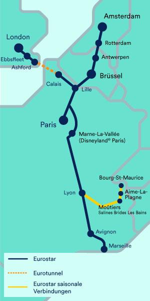Eurostar Tickets Paris London Zug Trainline