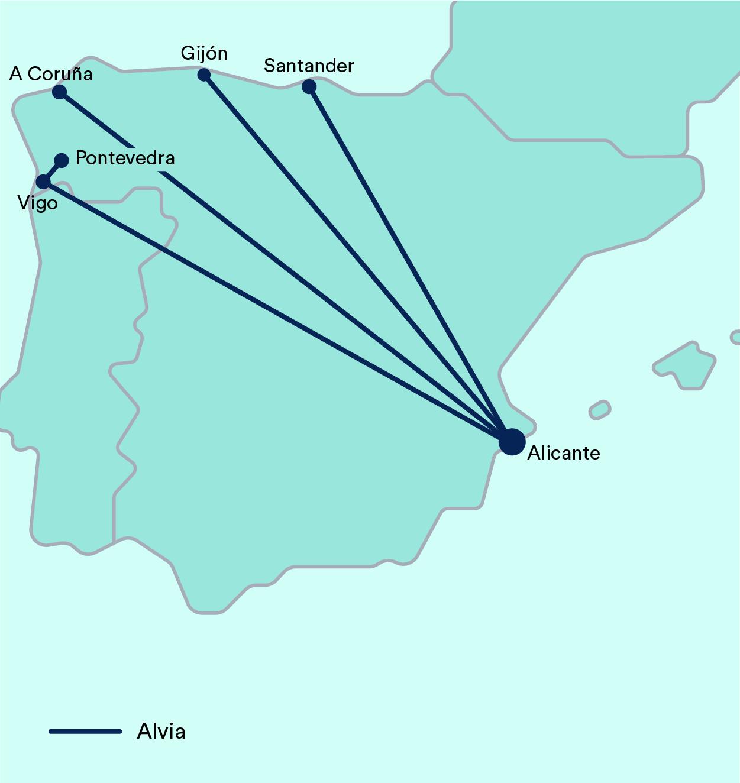 Alvia Alicante