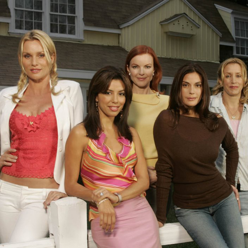 Come sono cambiati gli attori di Desperate Housewives 626fa50200e