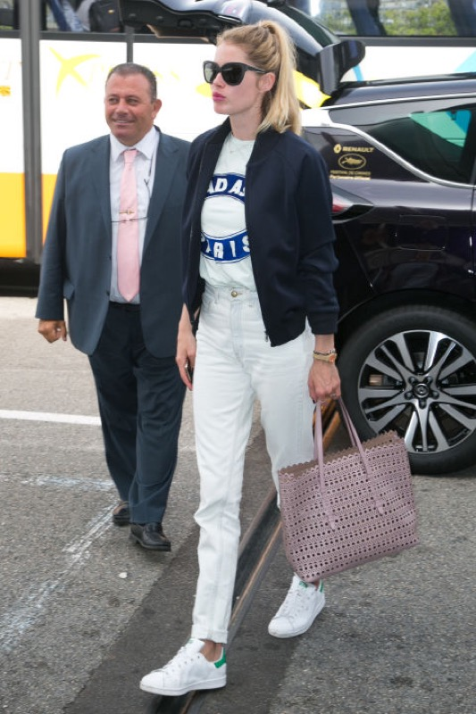 Converse Bianche Outfit demarinismatteo.it
