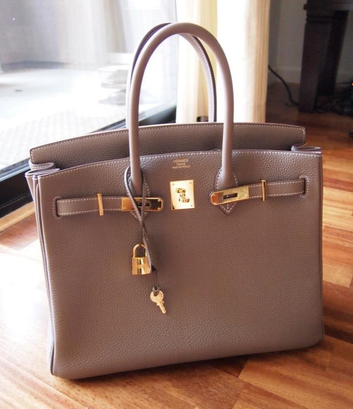 Birkin di Hermès  borse di lusso investimento più sicuro 31cbd0c60b8