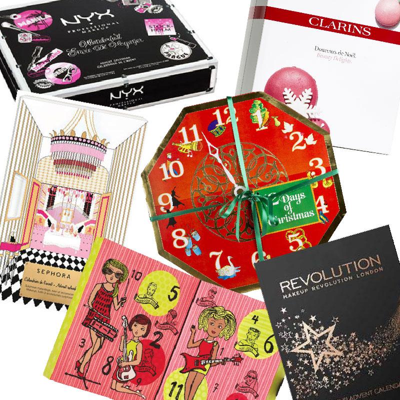 Calendario Dellavvento Beauty 2020.I Calendari Dell Avvento Beauty 2016 Ecco Tutte Le Proposte