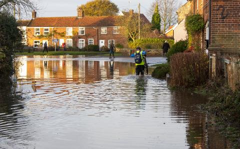 Northern Ireland flooding continues to take its toll