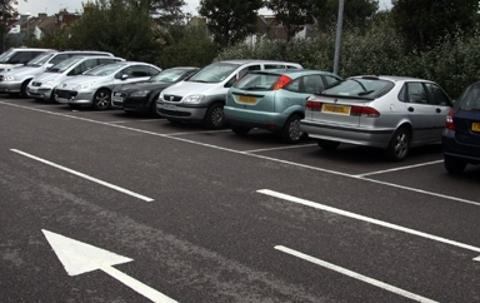 Parking howler highlights parking dangers