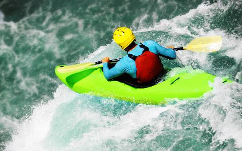 Antrim canoe incident leads to lucky escape