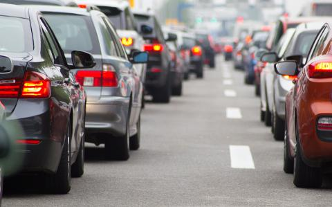 Belfast 'has busiest road' outside London