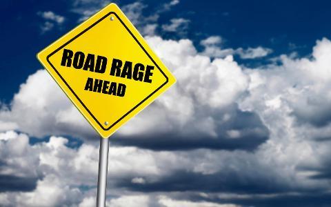 Belfast named the UK's main road rage hotspot