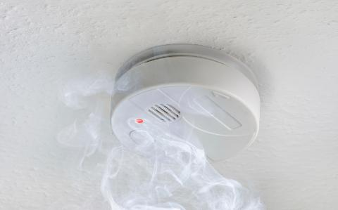 Beware electrical fires in the home