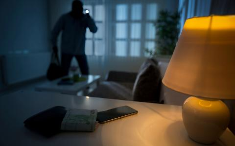 Households urged to consider home security