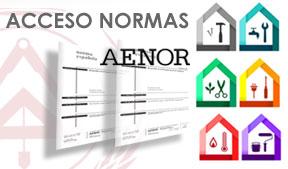Acceso Normas AENOR