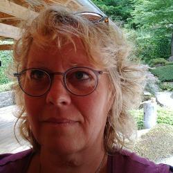 Frau aus Buchen (Odenwald)
