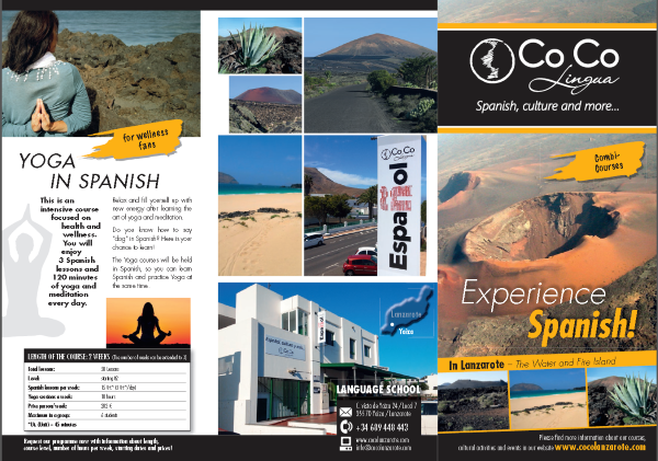 Combi Flyer English Page 1