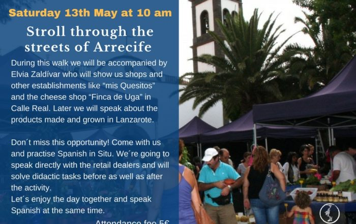 Learn Spahish in Arrecife Lanzarote