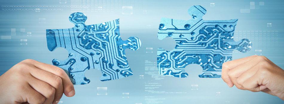 Cyber jigsaw