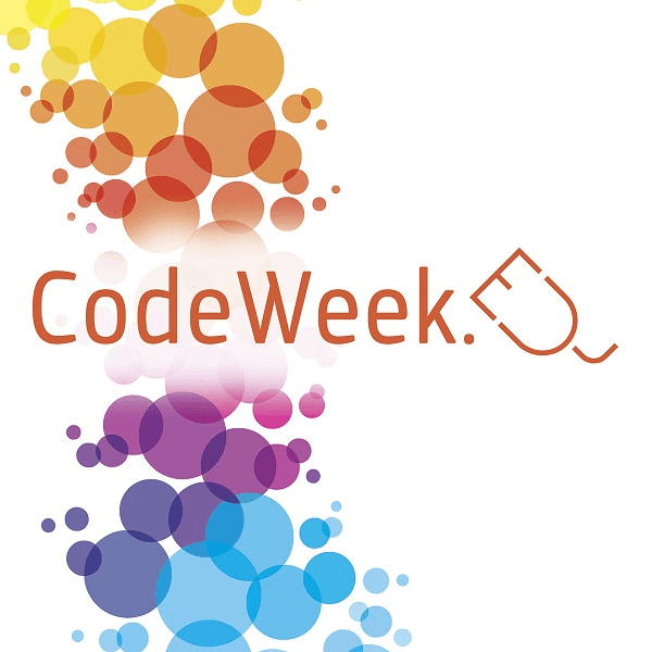Albanian pupils in Code Week EU Image