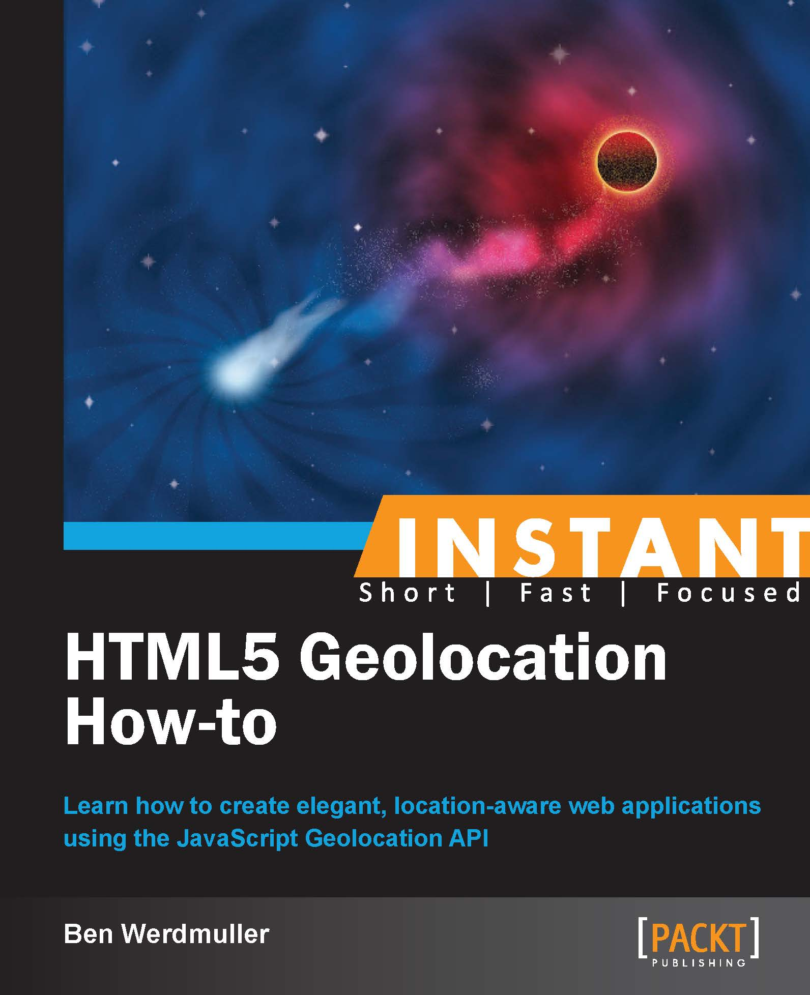 HTML5 Geolocation How-to Cover