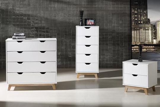 Muebles colectivia muebles de habitaci n estilo n rdico for Muebles nordicos barcelona