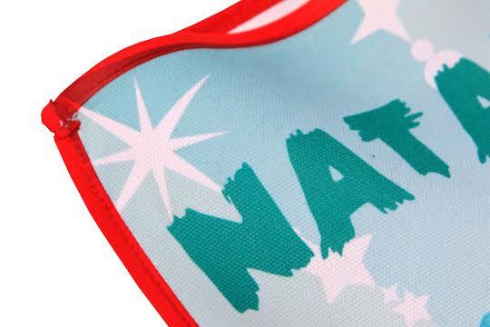 Regalicos calcet n de chimenea personalizado para - Calcetines de navidad personalizados ...