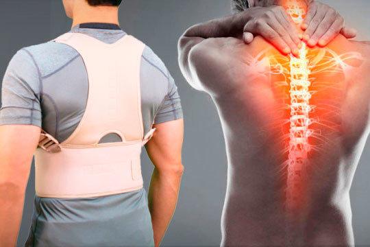 Corrector Magnético de Espalda Spine Pro