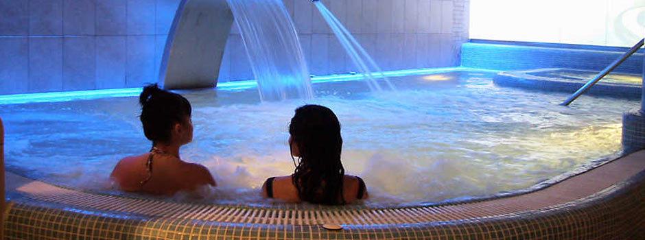 Qi spa circuito de spa de 1 hora y media en qi spa - Aguas de barcelona spa ...