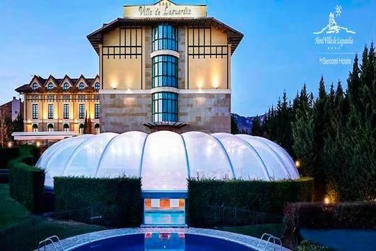 1e960bda52b Noche + spa en Villa de Laguardia 4*, Rioja Alavesa ¡Opción a cena