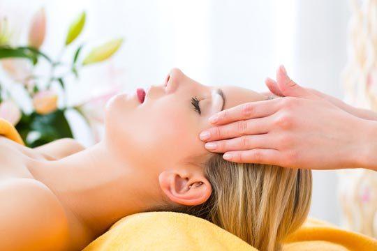 Resultado de imagen para masaje craneal champi