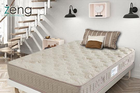 Colchón Visco Luxury Organic Cotton