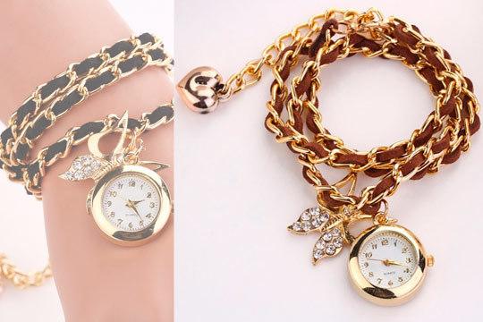 Reloj Crystal Butterfly