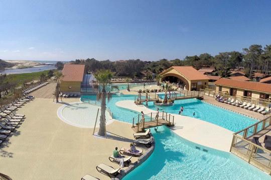 Ltimas plazas 3 o 4 noches en s santa a las landas para for Camping en las landas con piscina cubierta