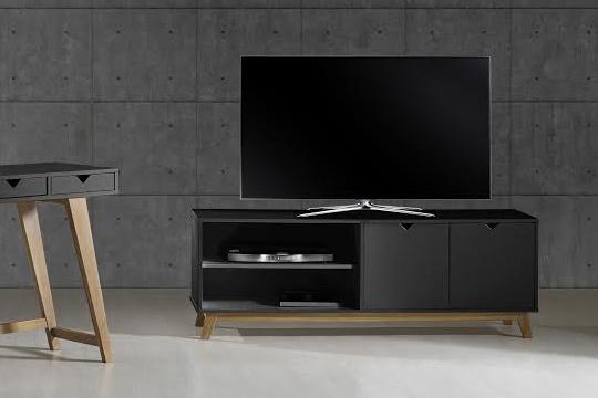 Muebles colectivia mueble de tv estilo n rdico en color - Mueble tv nordico ...
