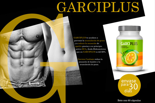 GARCIPLUS Garcinia Cambogia