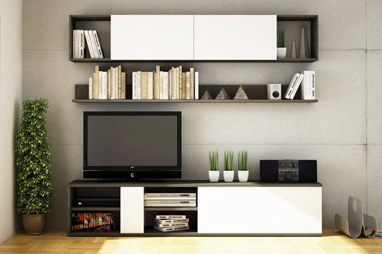 Muebles Colectivia Sal N Modular De 220cm Combina El