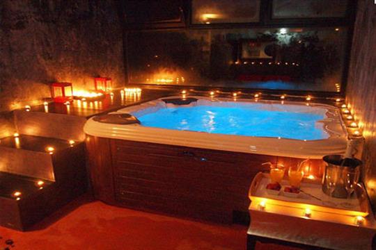 La aldea so ada del angliru rural suite spa noche con - Spas en malaga ...