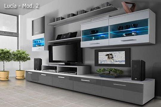 Productos Colectivia - Mueble de salón de estilo actual ¡Combina ...