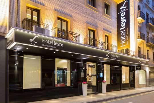 hotel Leyre