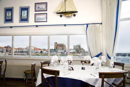 Restaurante real club na tico de castro urdiales cocido - Club nautico santander ...