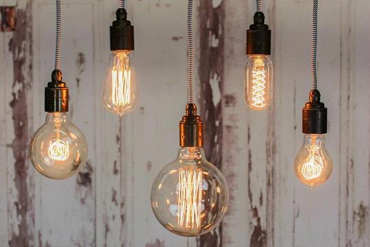 Productos colectivia bombillas decorativas vintage luz - Deco hogar ourense ...