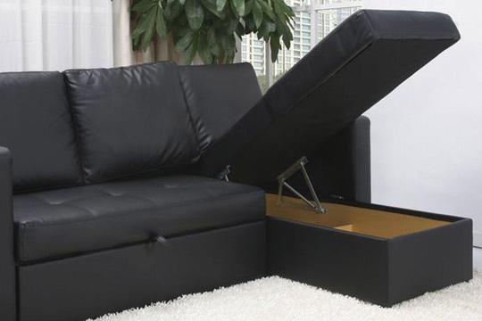 Productos colectivia sof cama chaiselongue con for Sofa con almacenaje