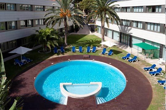 alicante hoteles media pension