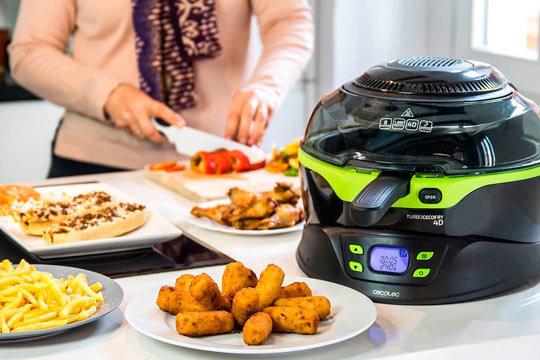 Productos colectivia freidora diet tica que te permite for Cocinar wok sin aceite