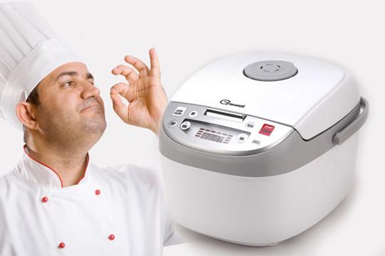 Productos colectivia nuevo robot de cocina chef gourmet for Accesorios para chef