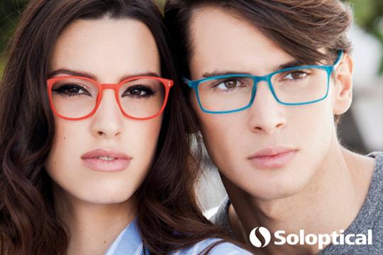 Gafas en Soloptical