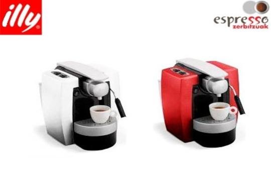 Espresso zerbitzuak cafetera mitaca i1 de illy colectivia - Cafetera illy ...