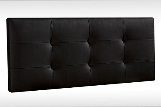 colectivia muebles colectivia cabecero de cama tapizado carla en blanco negro o chocolate
